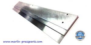 Speedmaster 102 Ink Duct Blade