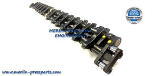 Speedmaster 102 Delivery Gripper Bar '14 Grippers'